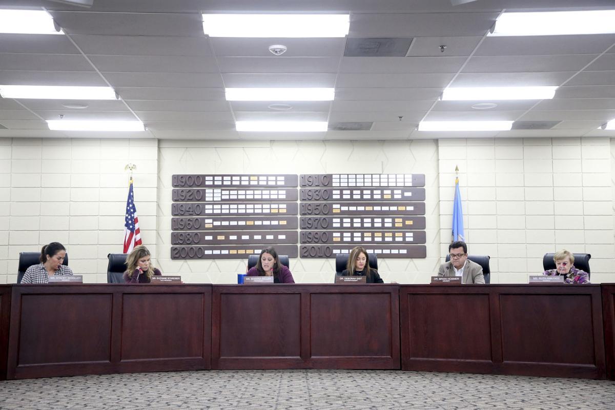 Tulsa Pubilc Schools board