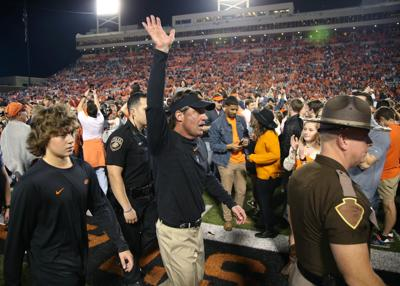 Gundy vs  the field: Previewing the 2019 Oklahoma State