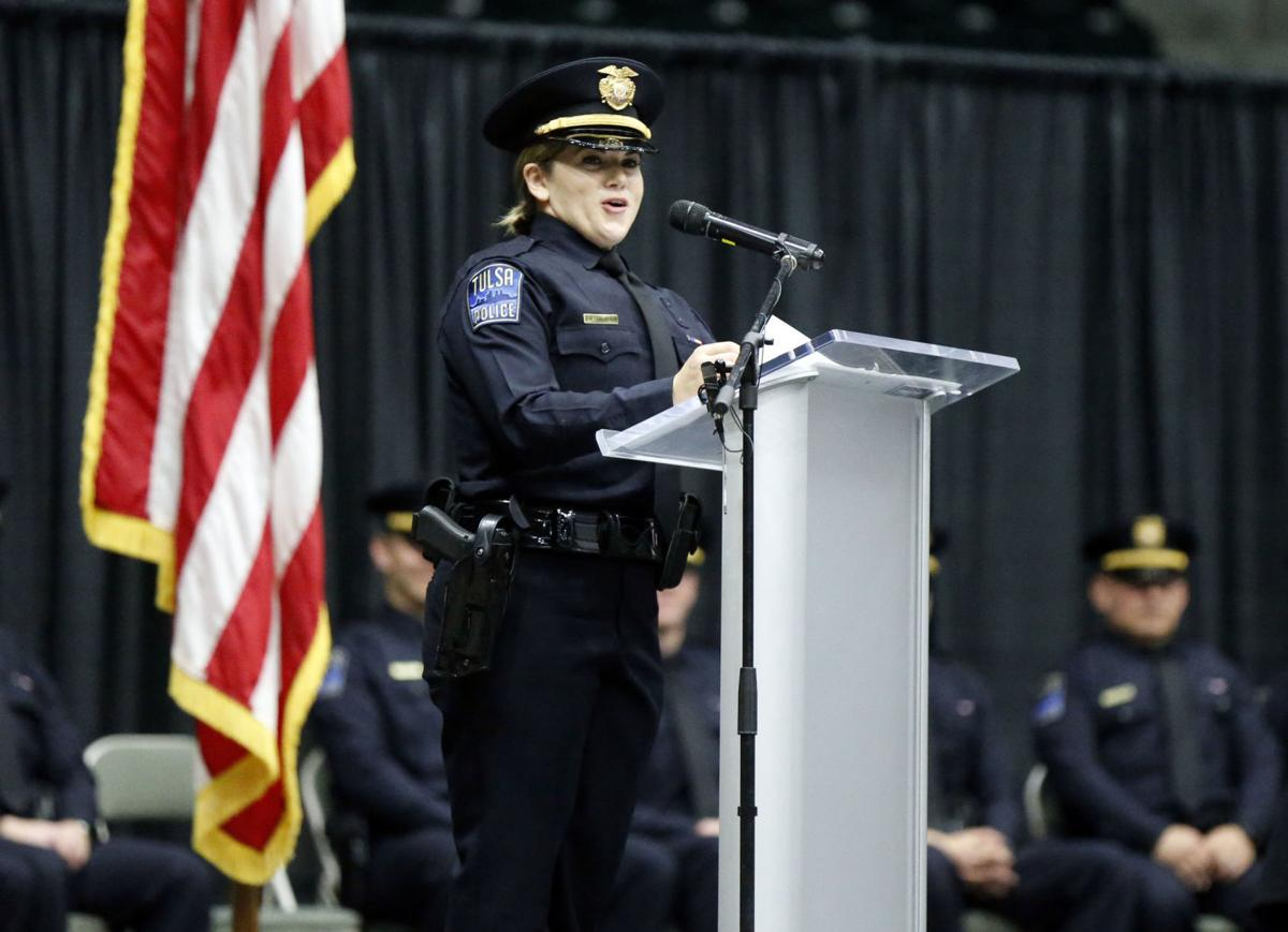 Tulsa Police Department continues to battle attrition as 25