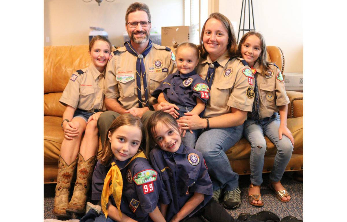 Family of Scouts