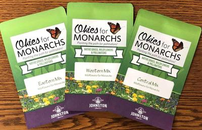 monarch seed mix