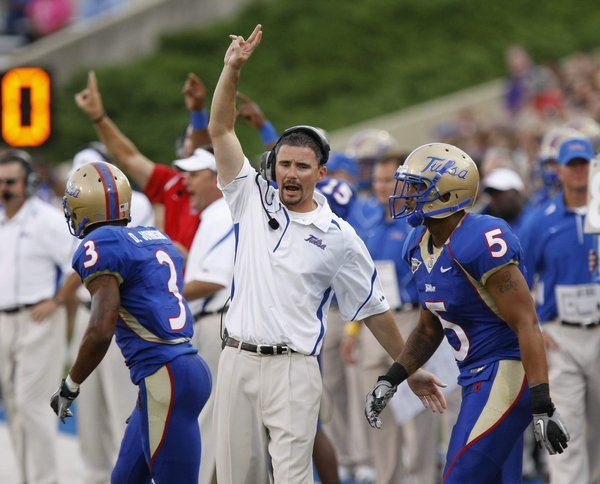 Tu S Mike Norvell Helps To Craft Successful Plan Against