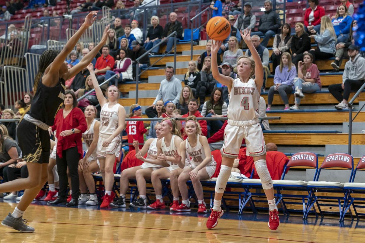 Broken Arrow vs Bixby - Girl's Basketball