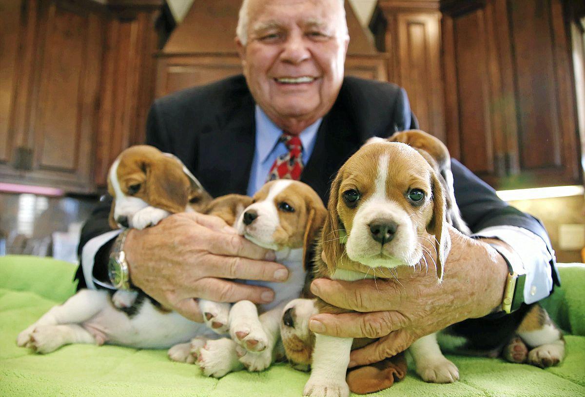 Woodland West Animal Hospital celebrates founder Ross Clark\'s 50th ...