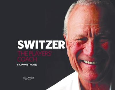 Switzer Book Cover for signing