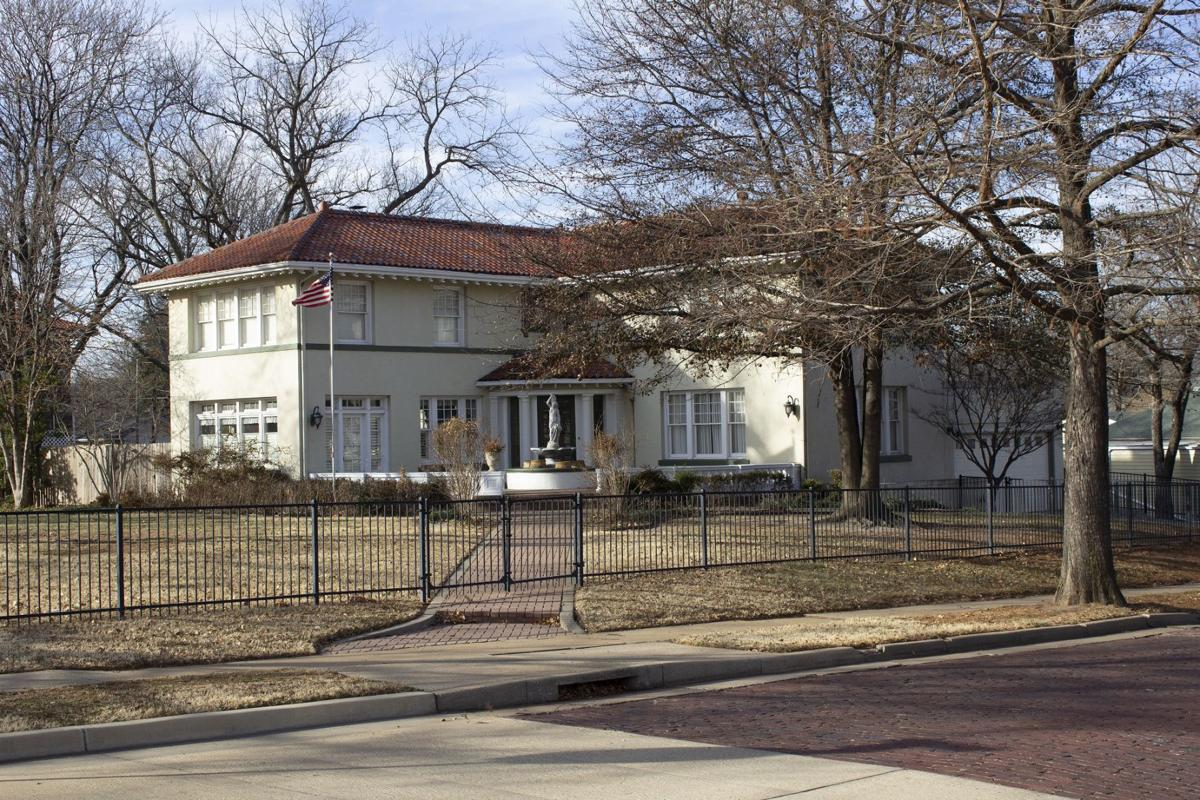 Ponca City's historic Charlotte Marland House