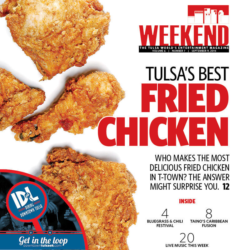 Who Makes The Most Delicious Fried Chicken In Tulsa The Answer