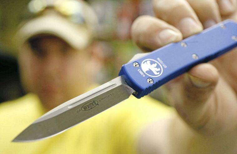 Oklahoma Legislature may rumble over switchblade ban