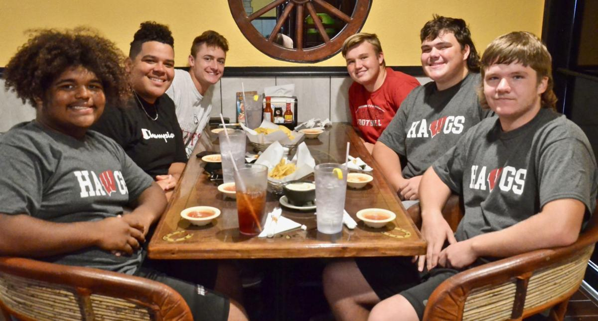 2019-10-09 wcat-dinner with the QB