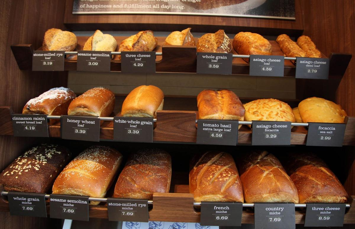 How much was panera breads ipo