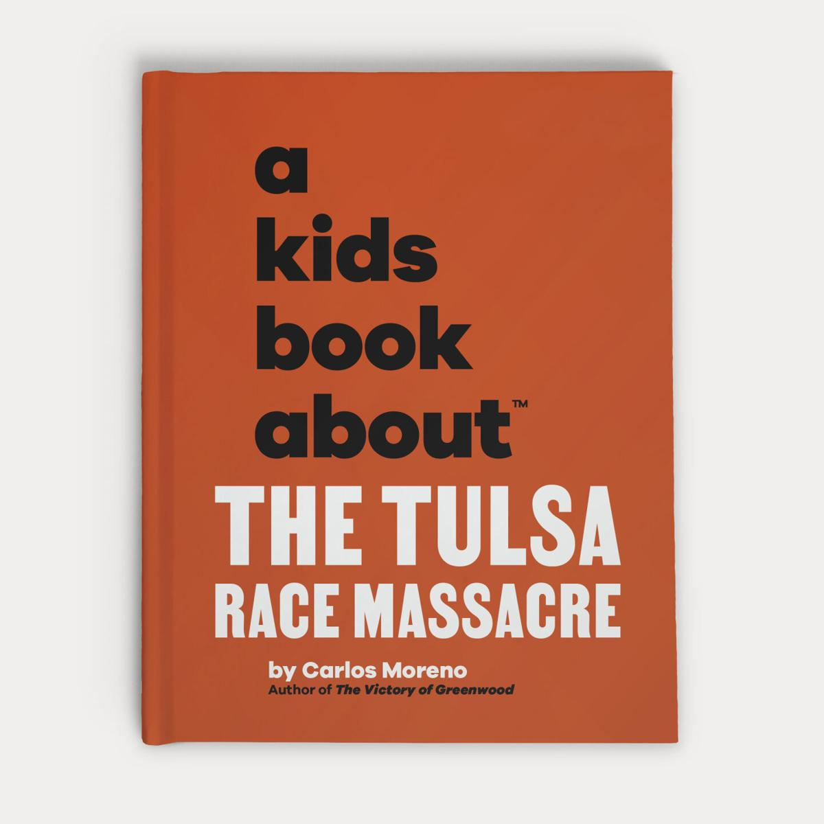 Kids race massacre book