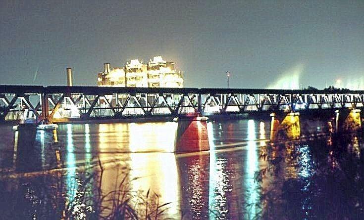 Pedestrian Bridge 1975