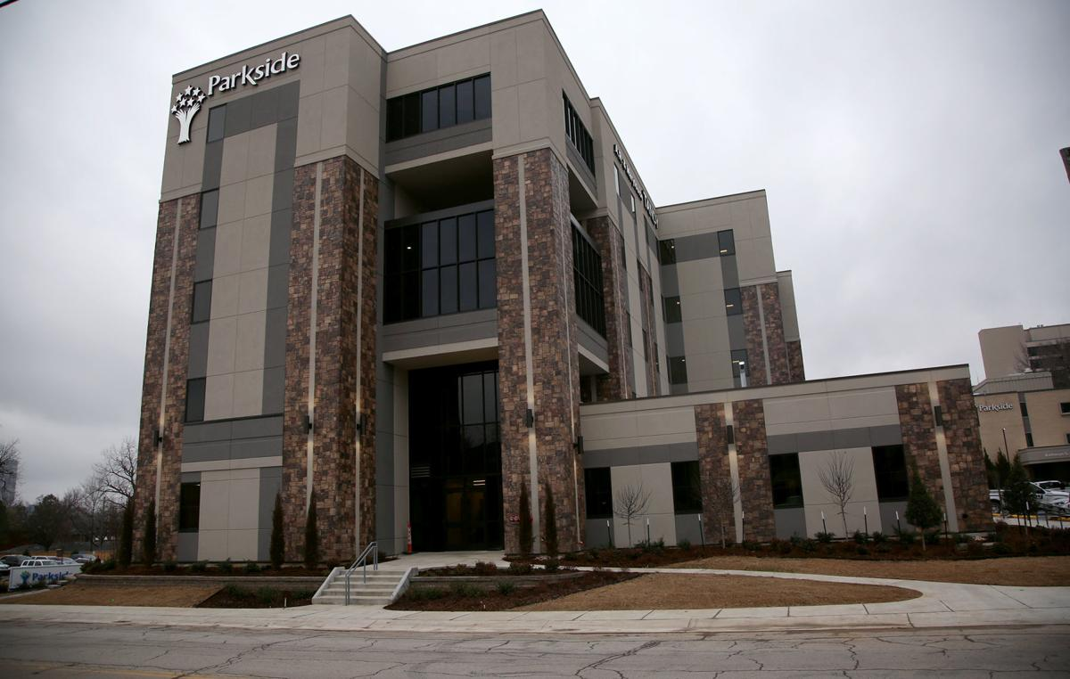 Parkside Psychiatric Hospital Offers Peek At Soon To Open Facility Local News Tulsaworld Com
