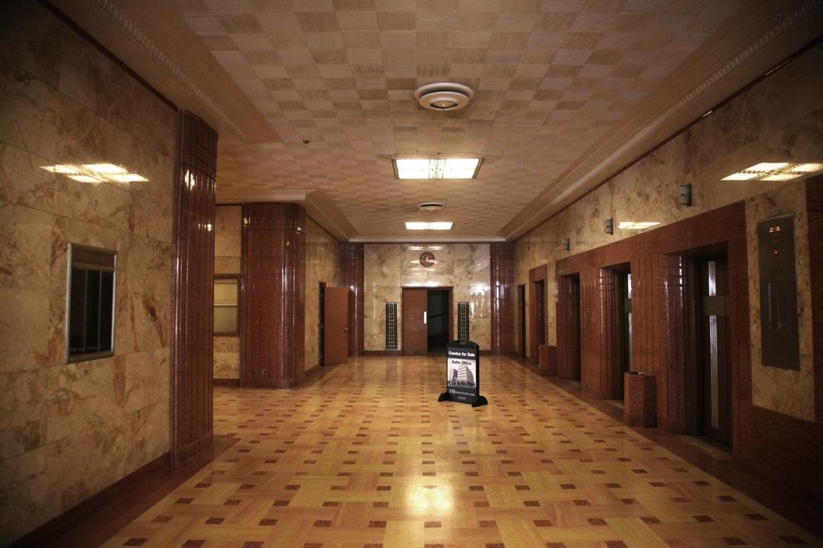Arco Bulding lobby