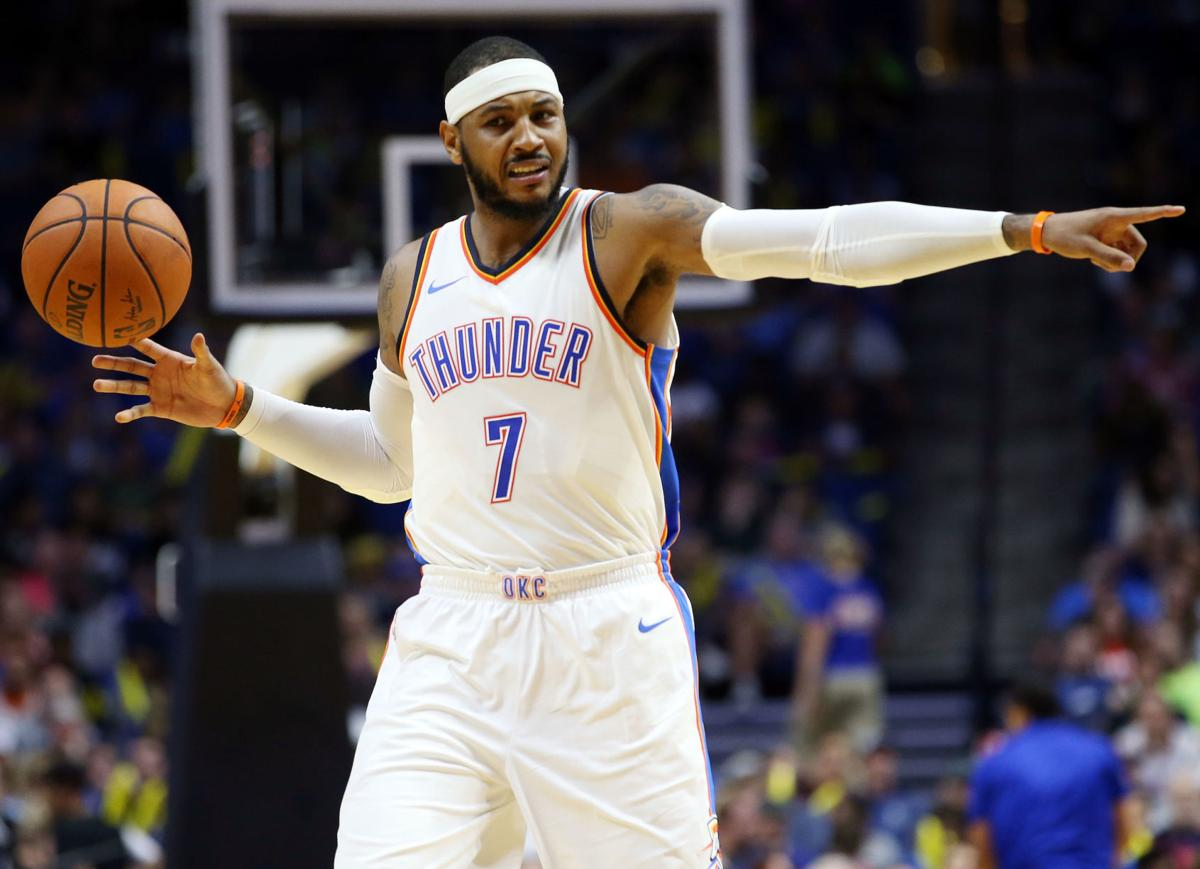Thunder returning to Tulsa for preseason game | Thunder ...