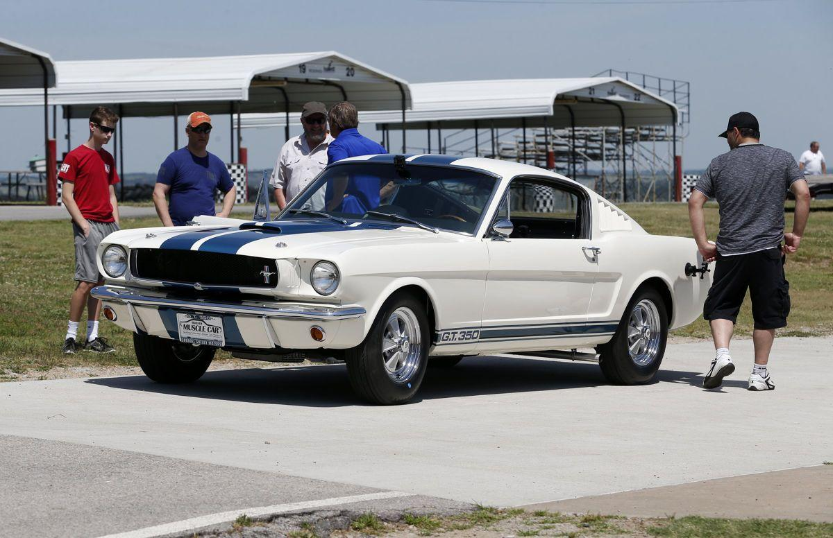 John Klein A Whole New Shelby Mustang Rolls From Tulsa