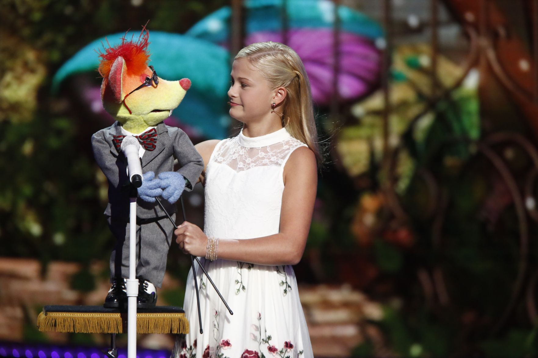 Watch Darci Lynne Farmer's 'joy and tears' over 'America's Got Talent' win