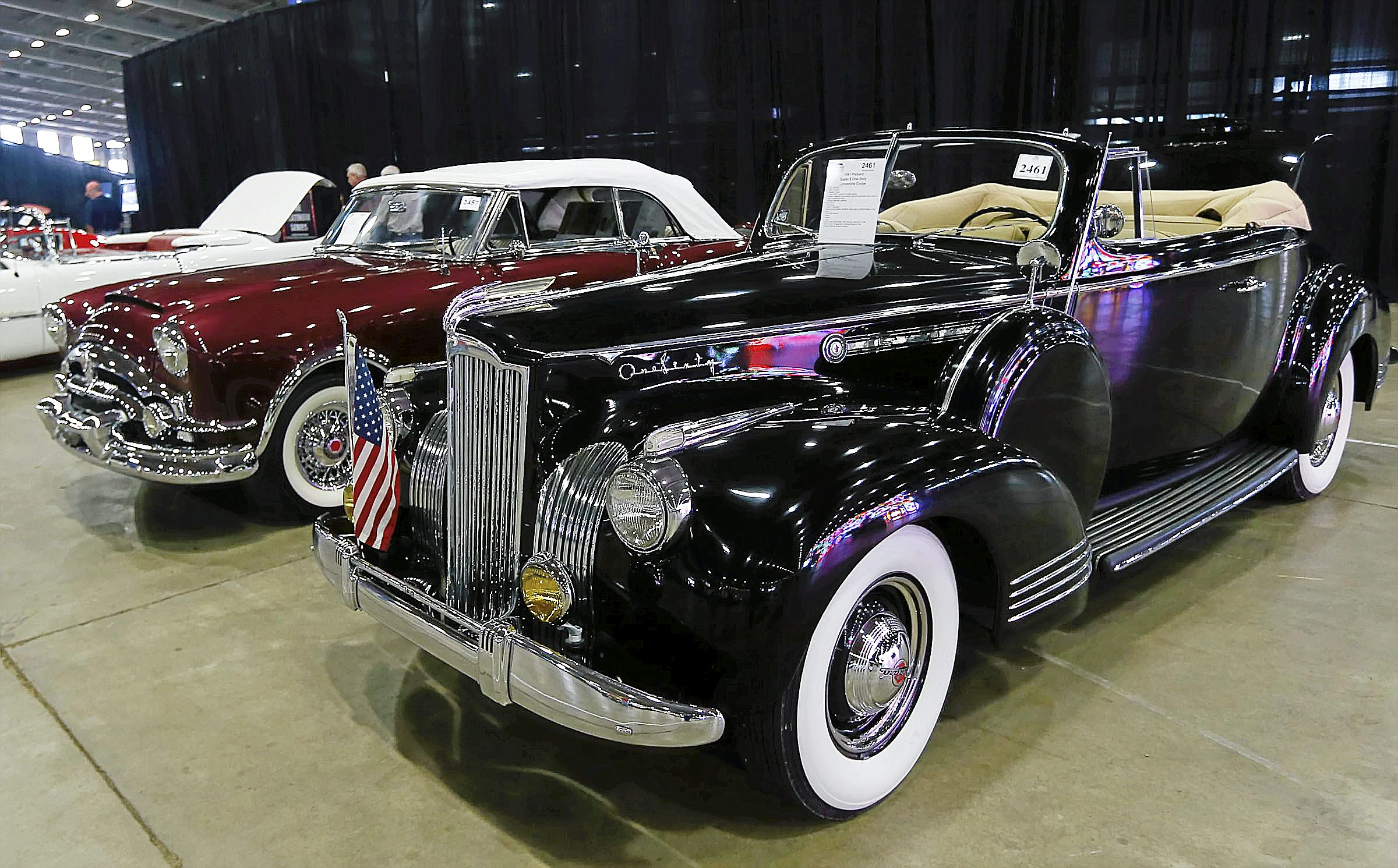 Leake Car Show Tulsa