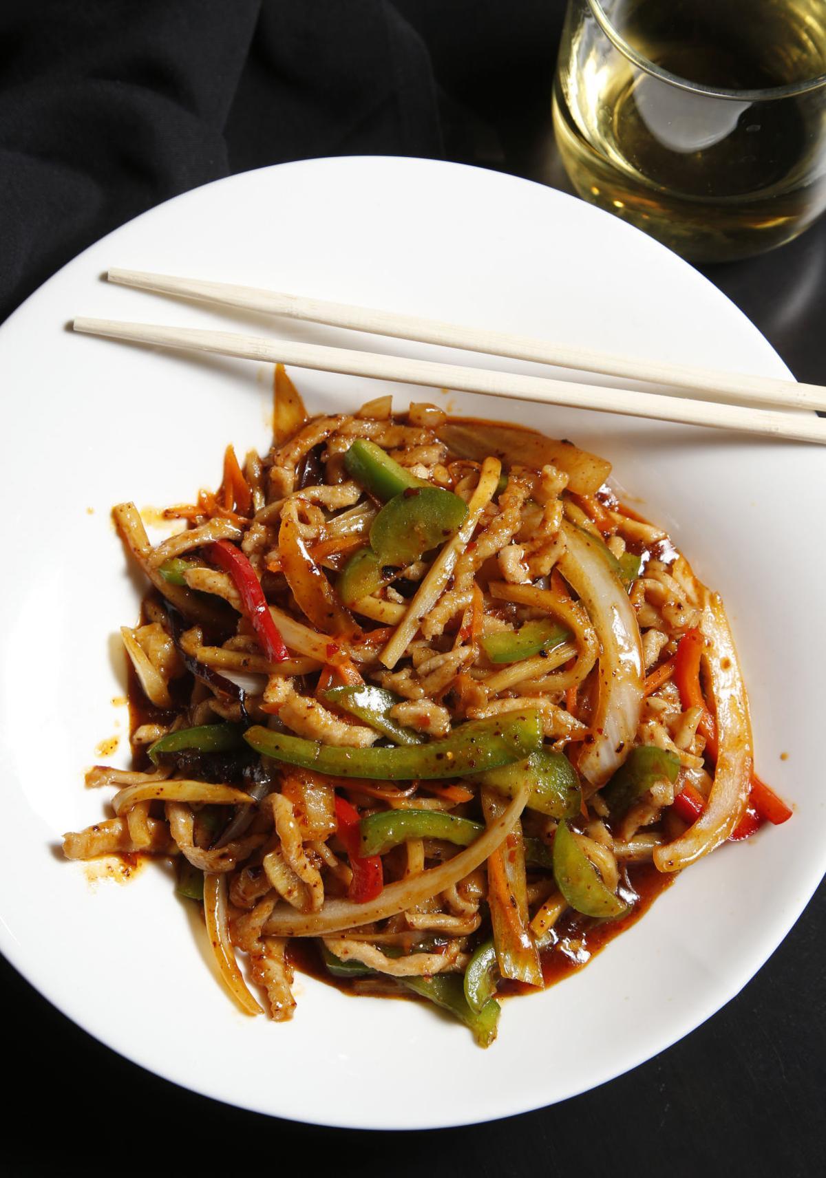 Kirin Chinese dish