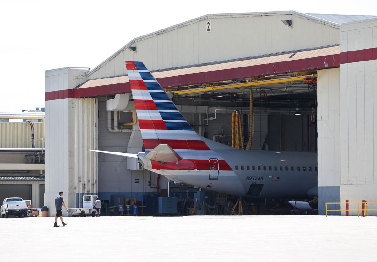 Resultado de imagen para american airlines  Tulsa Ops