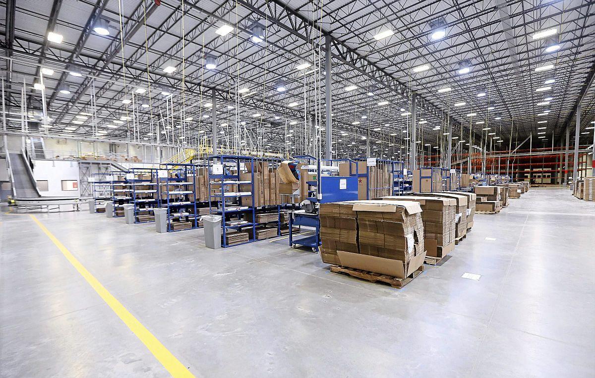 Macys Logistik Owasso