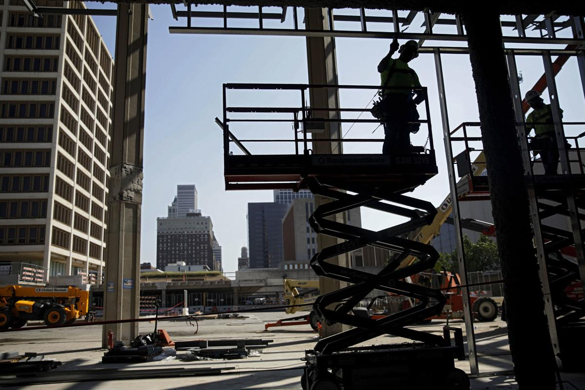 Vision Tulsa in progress: Cox Business Center expanding