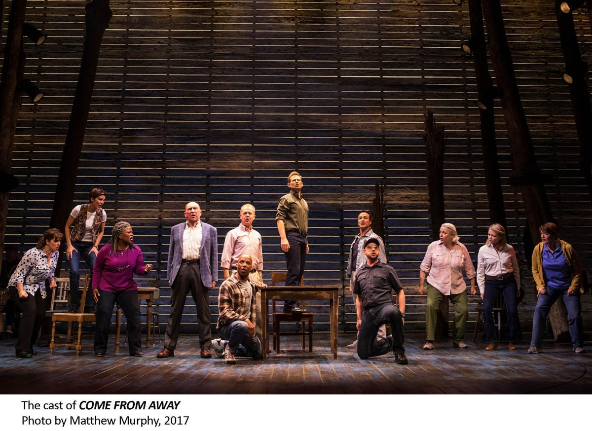 [5]_The cast of COME FROM AWAY, photo by Matthew Murphy, 2017