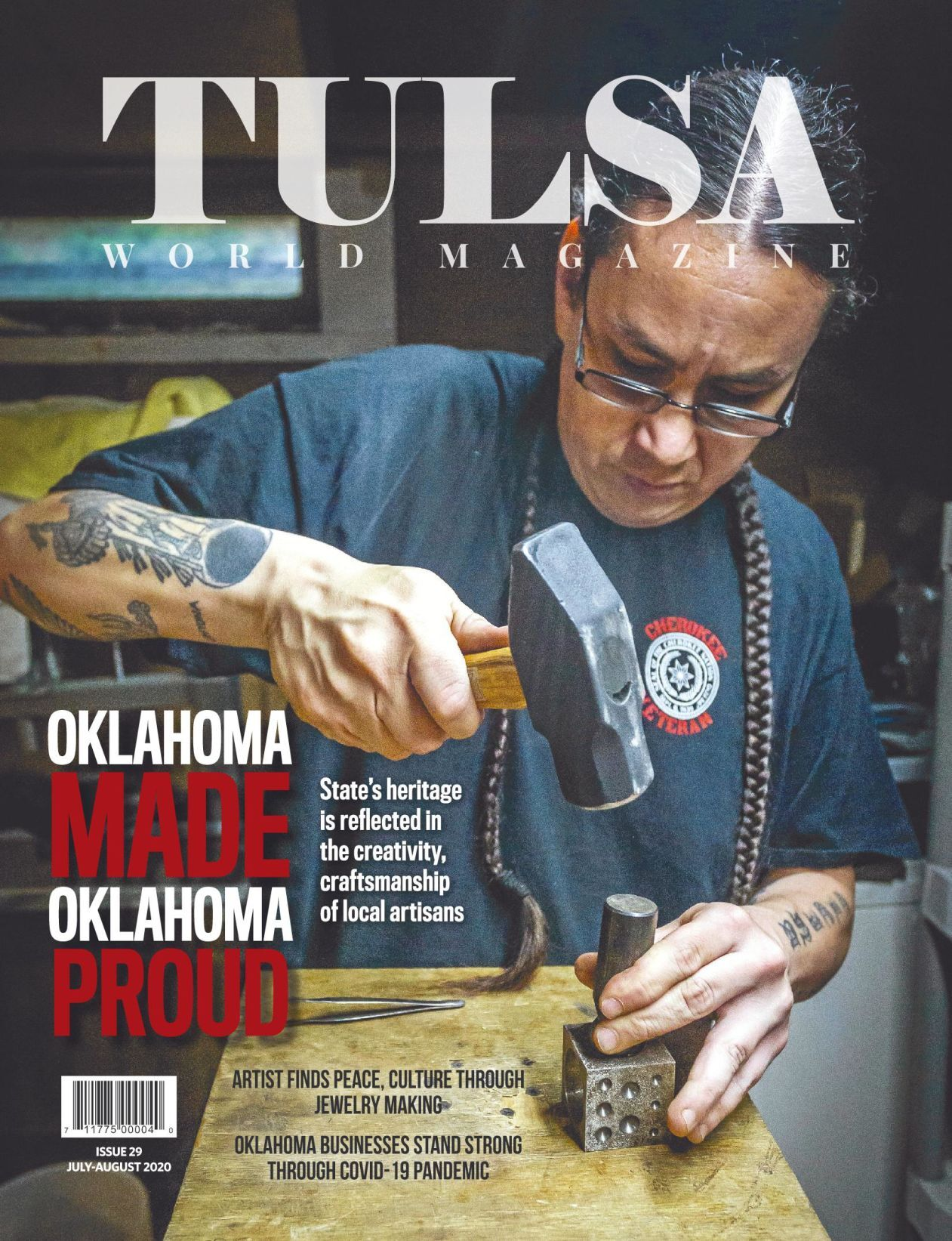Buy the current Tulsa World Magazine