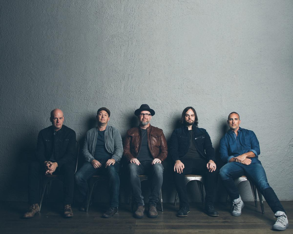 MercyMe guitarist talks about the band's Oklahoma ties and ...