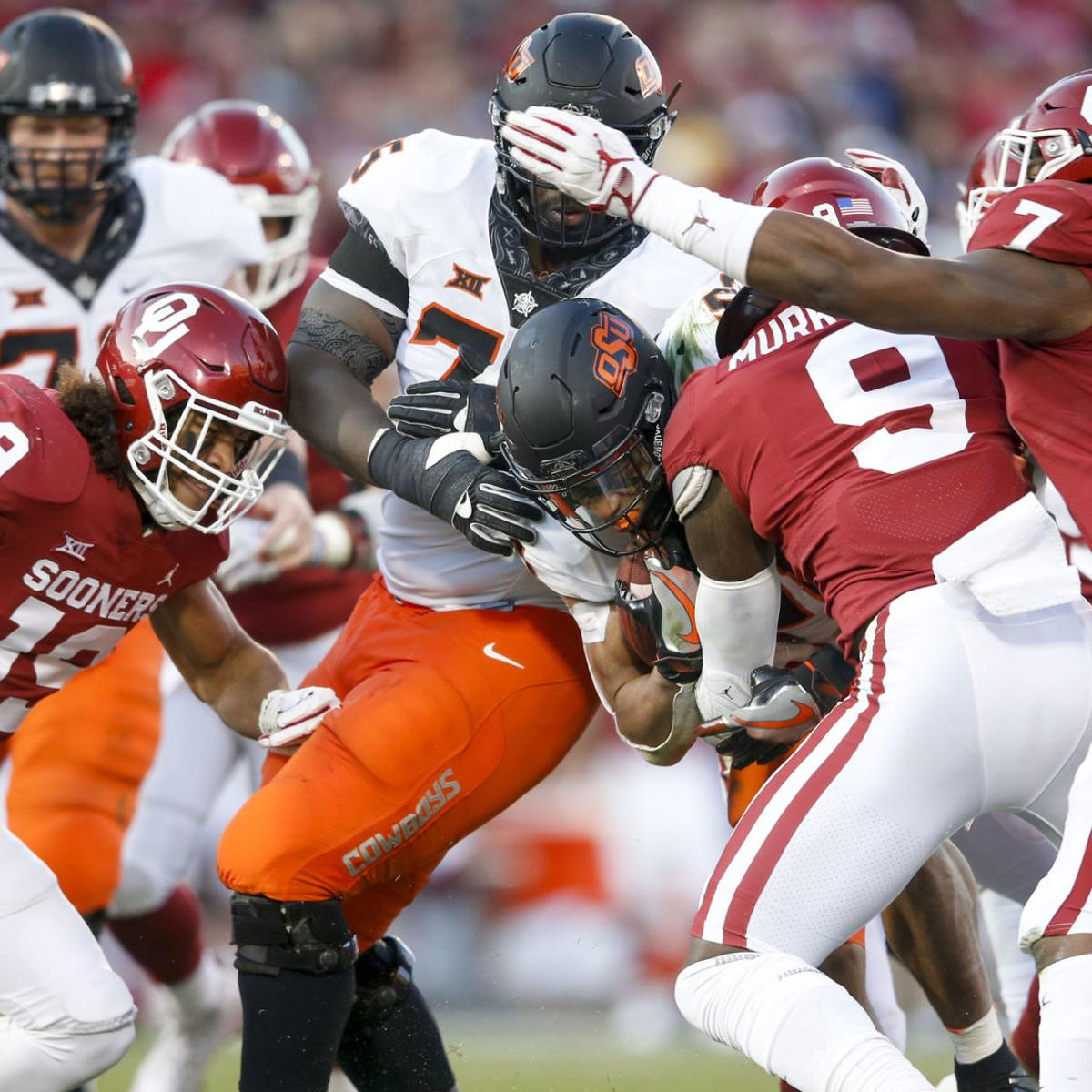 more photos b773f 51448 OU Football: Does Oklahoma possess a defense that can help ...