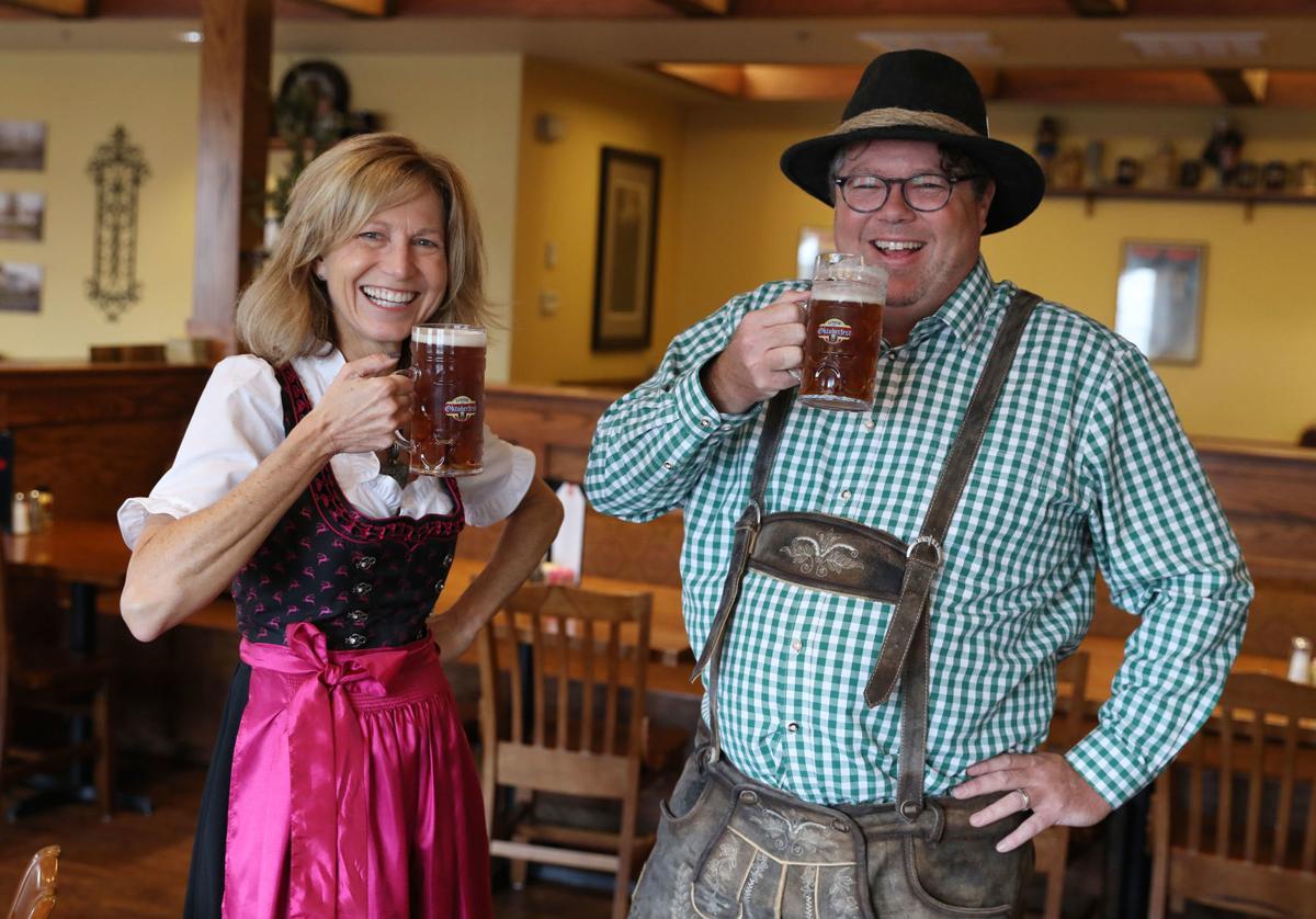 Linde Oktoberfest German Beer
