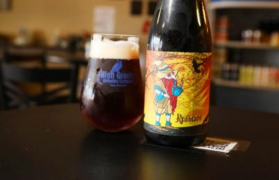 What the Ale: Beer of the Week, High Gravity Brewing Co. and Pippin's Taproom's Redbeard Flanders Red