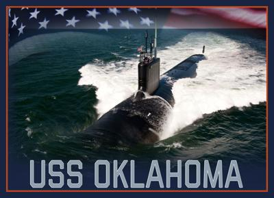 USS Oklahoma SSN-802