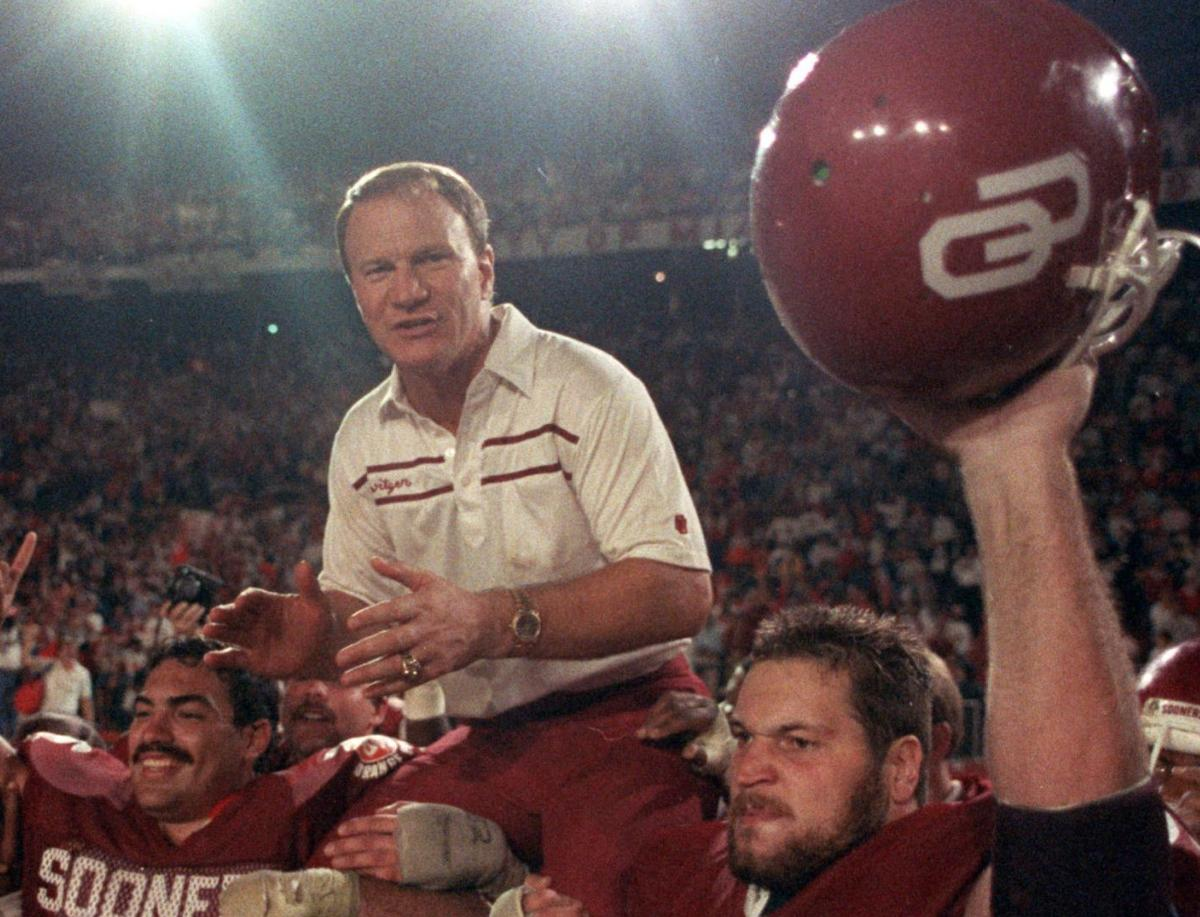 Ou Football Was Oklahoma S Spring Weekend The Biggest Recruiting Coup Since Barry Switzer S 1975 Class Ousportsextra Tulsaworld Com