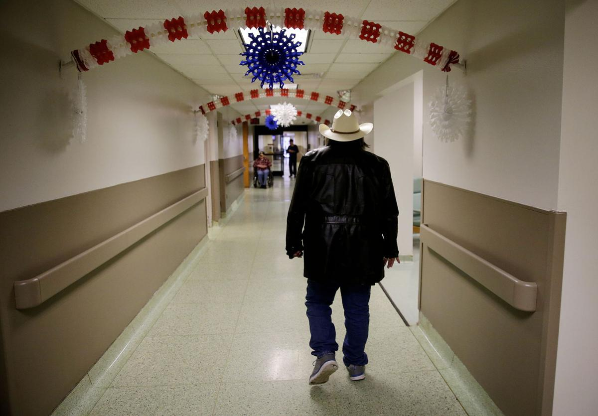 Horrific' veteran deaths covered up in Oklahoma state-run