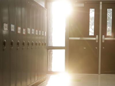 GLA lockers
