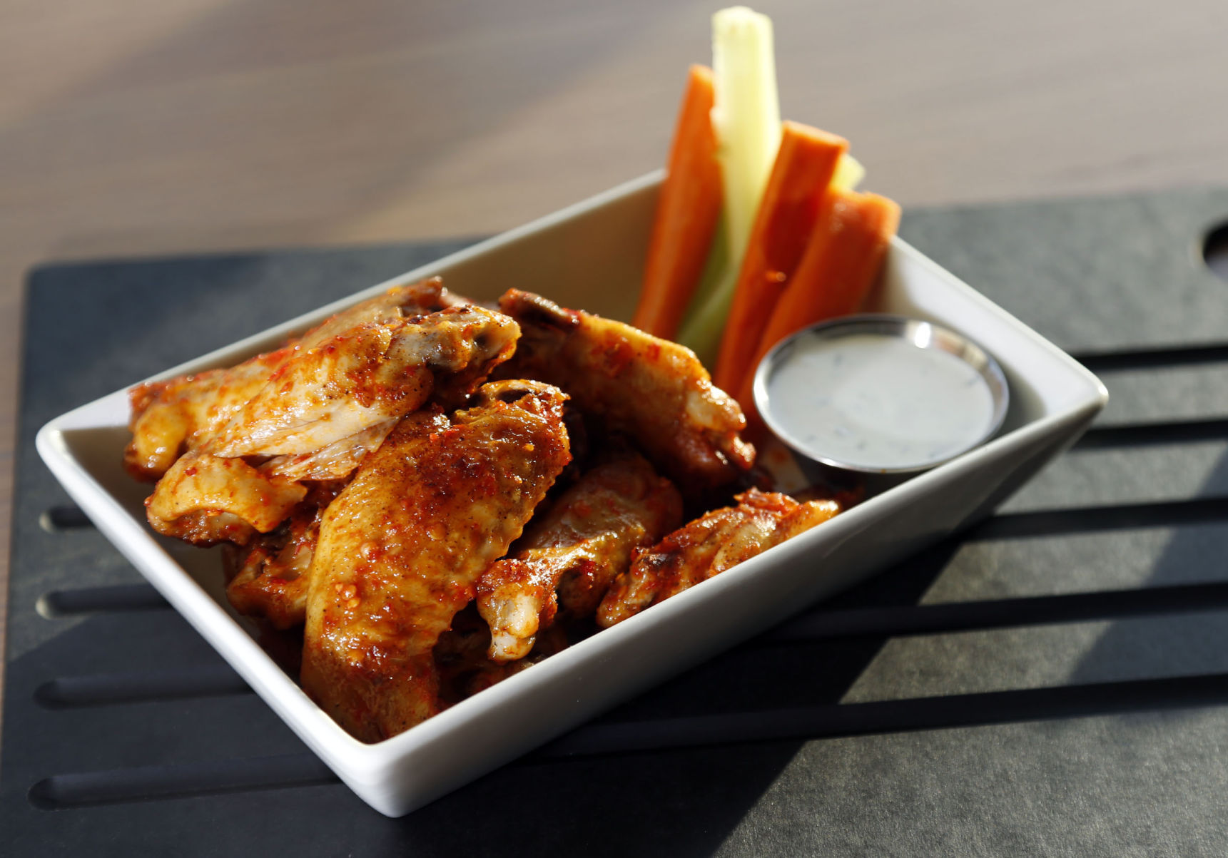 Game on Get these chicken wings in