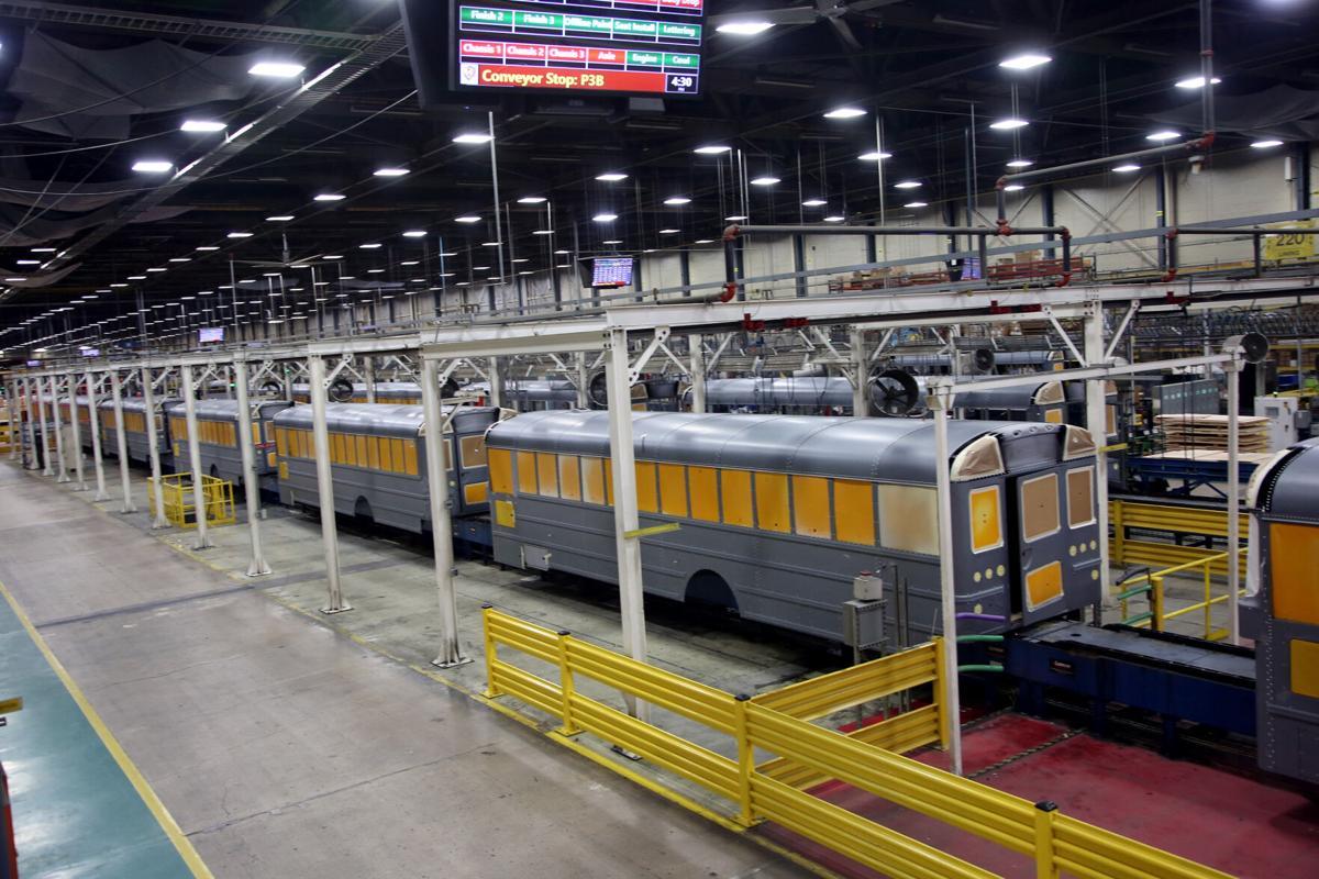 IC Bus of Oklahoma