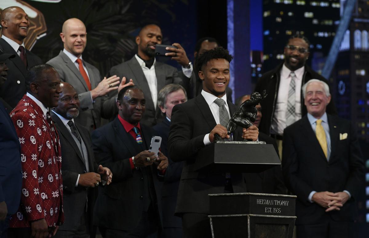 Heisman 2018: Kyler Murray becomes Oklahoma's seventh