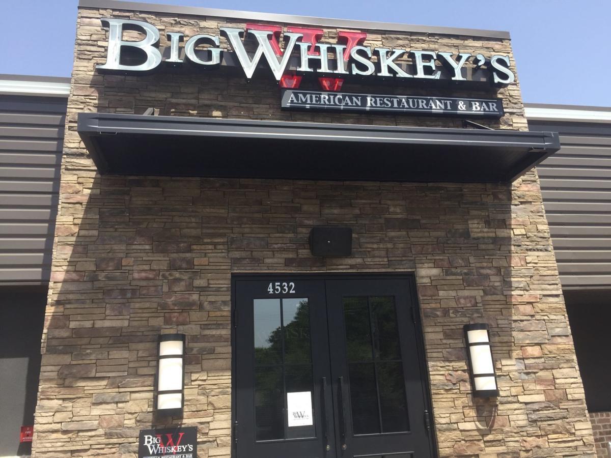 Big Whiskey's exterior