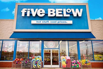 Five Below (copy)