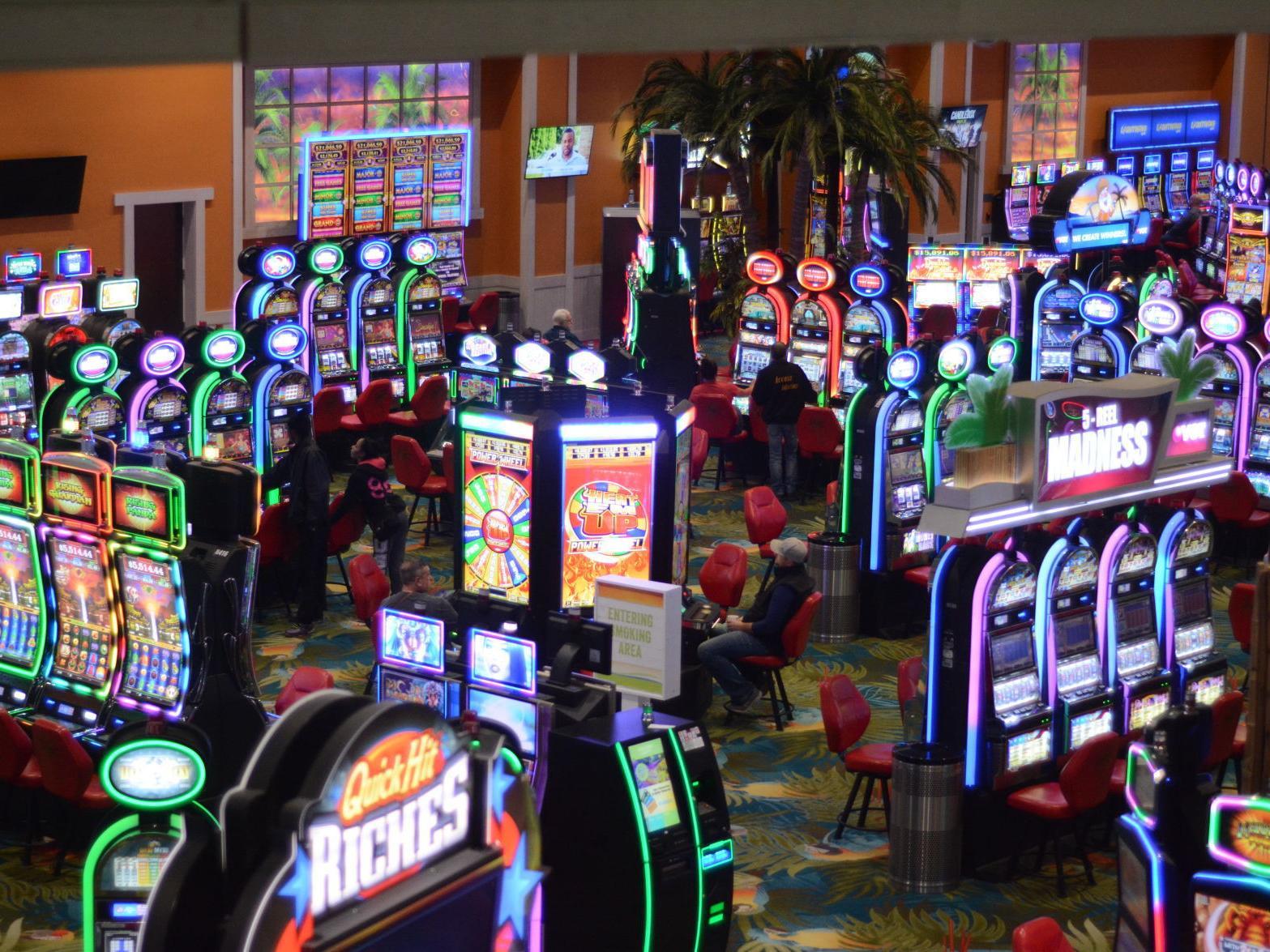 Gambling in oklahoma sharon cuneta chumash casino