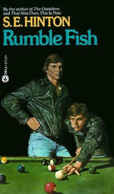 Rumble fish novel by s e