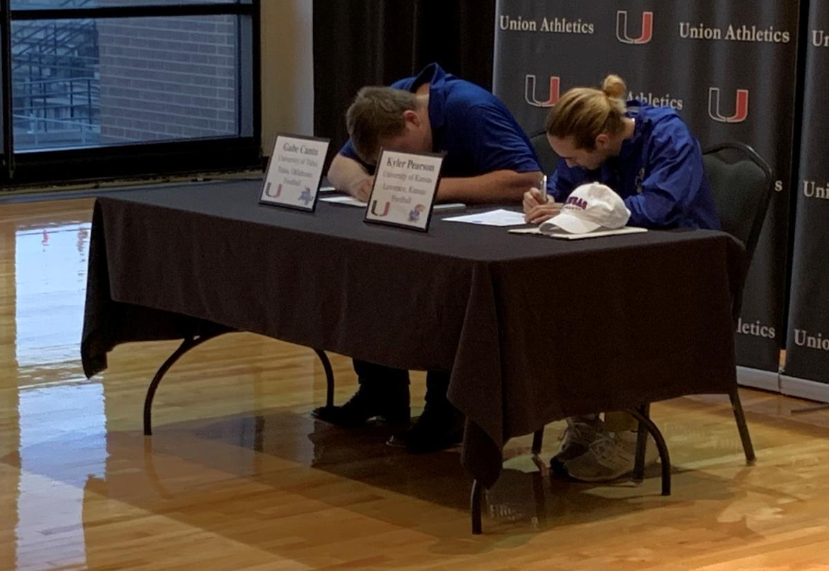 Signing Day at Union