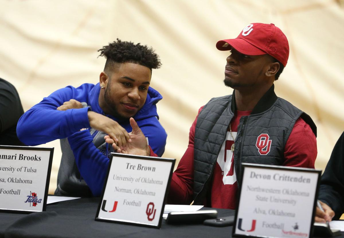 8951ca8c Scenes from Signing Day: Local athletes tell their stories | OK ...