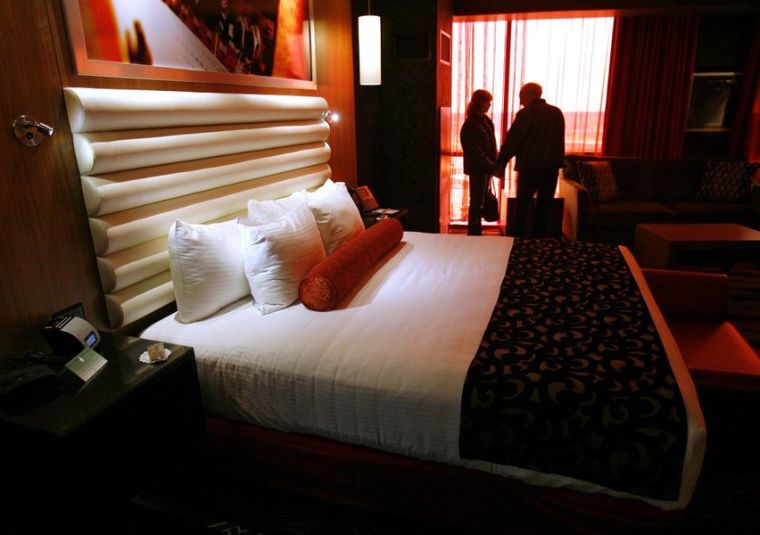 Hotel Rooms In Cherokee