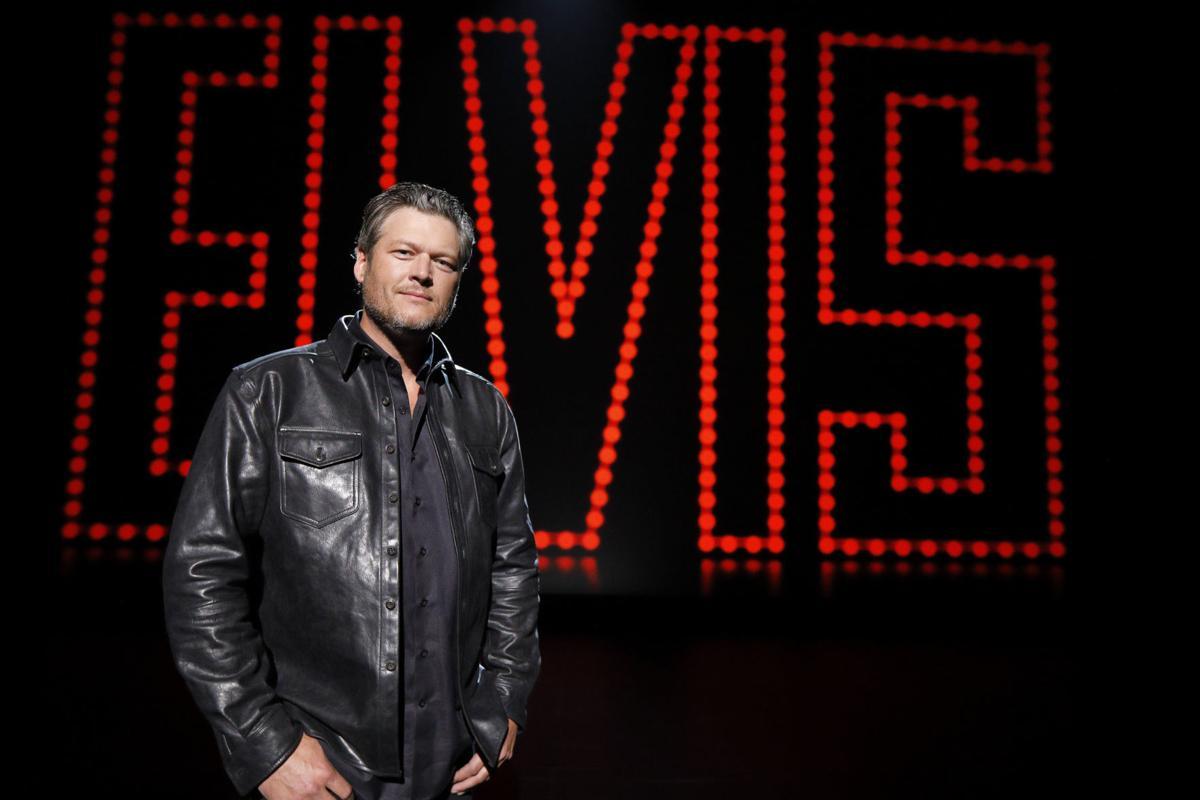 Comeback Revisited Blake Shelton Hosting Tribute To Elvis Presleys 1968 Special