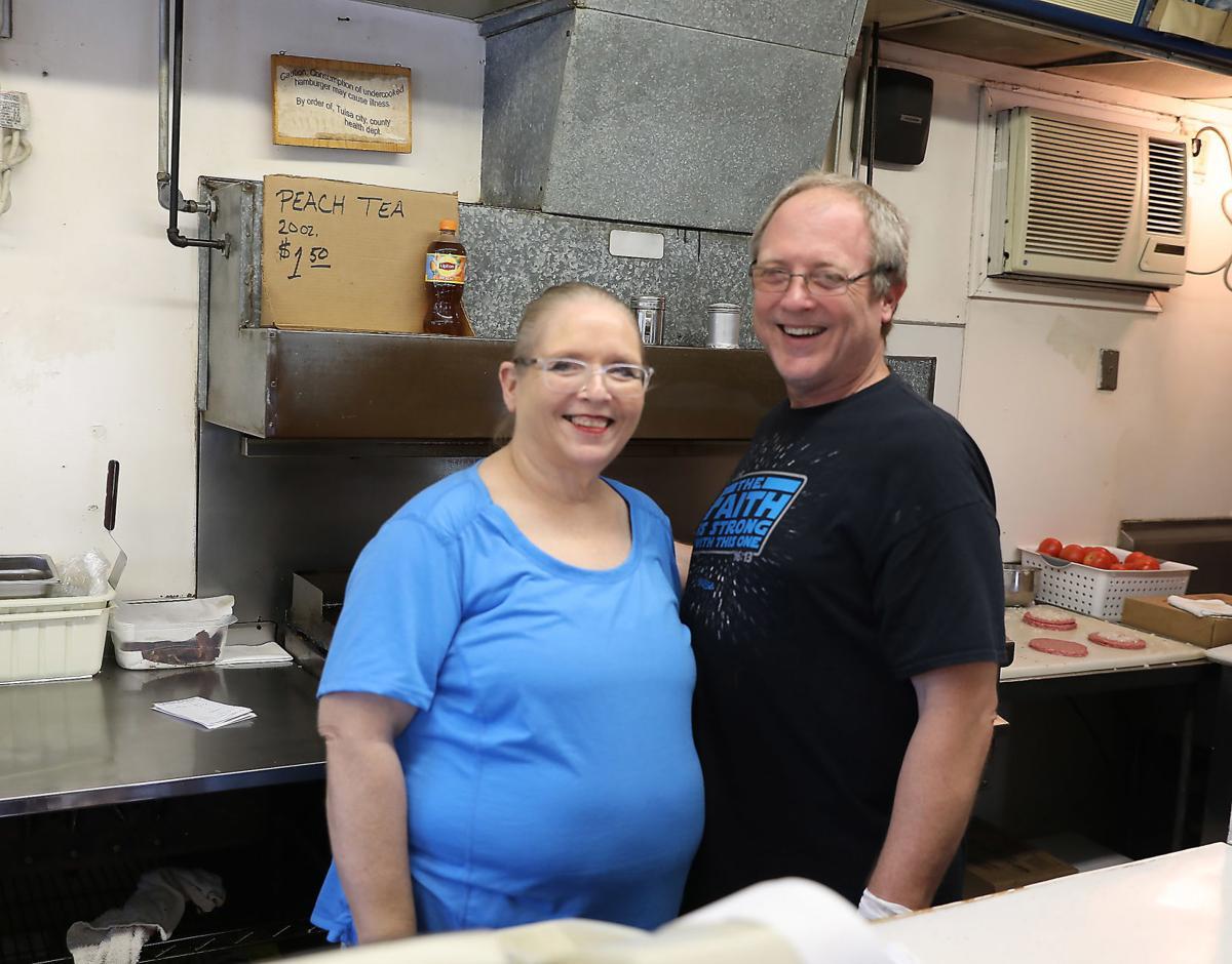 Bill's Jumbo Burgers owners 1