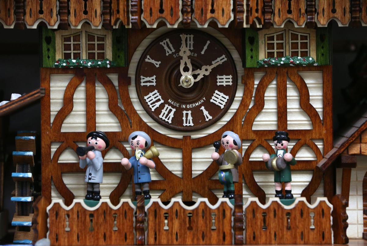 Will Rogers Clocks