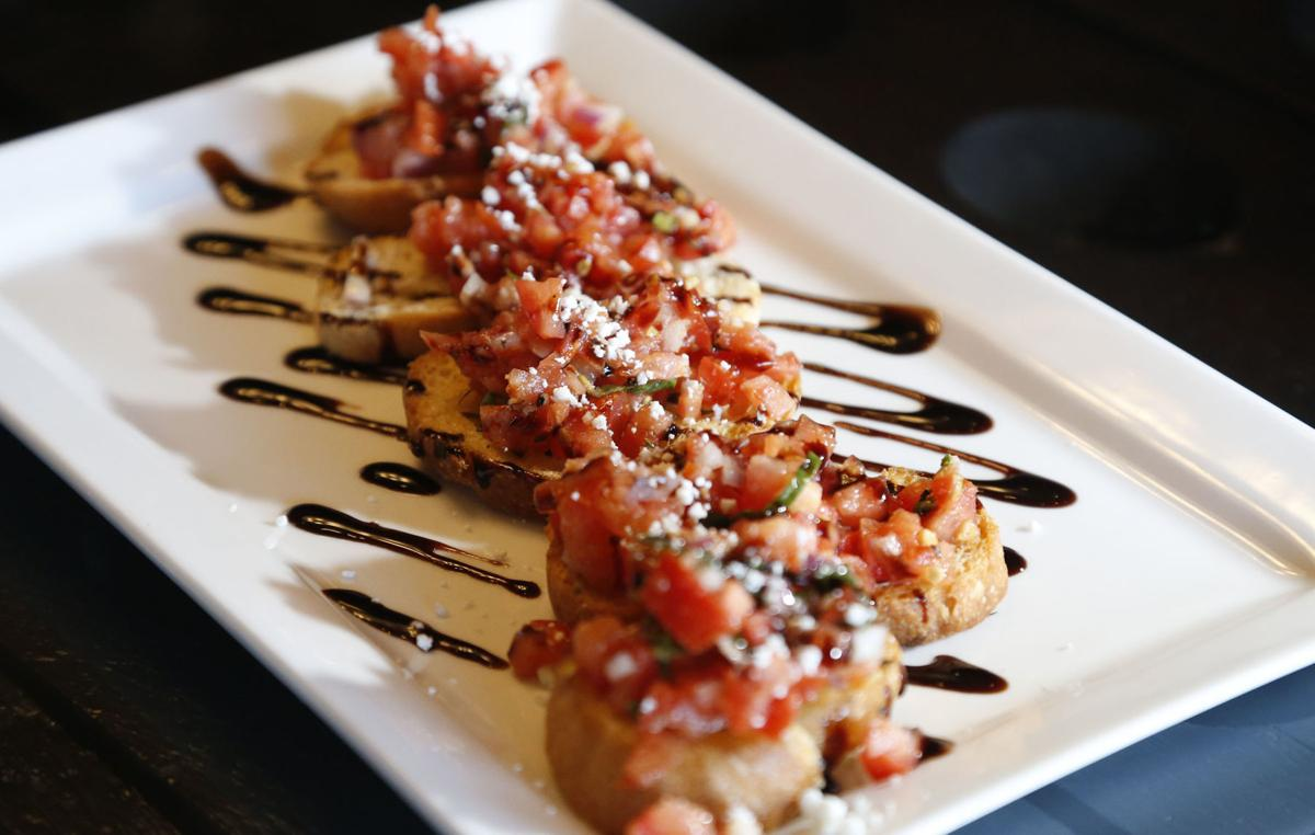 McGill's bruschetta